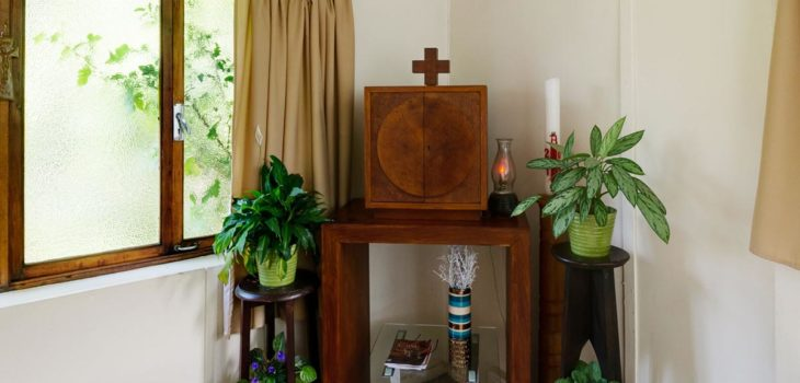 kolbe adoration chapel